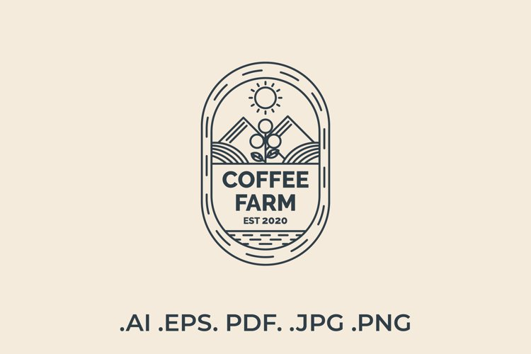 Coffe Farm Logo