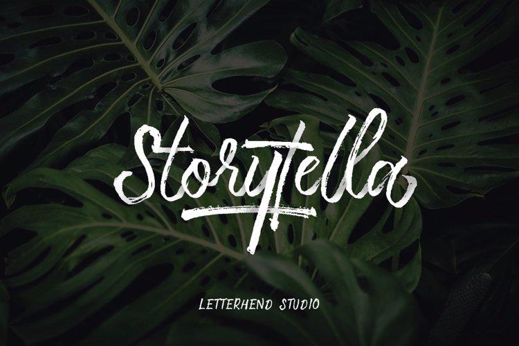Storytella Script example image 1