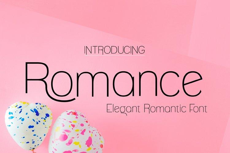 Romance example image 1