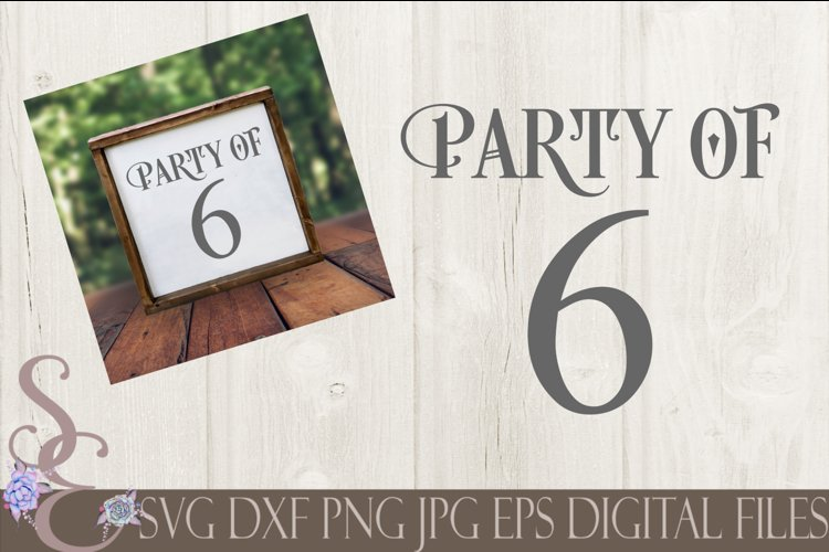 Party of Six example image 1