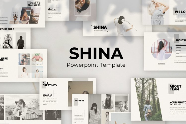 Shina Business Powerpoint
