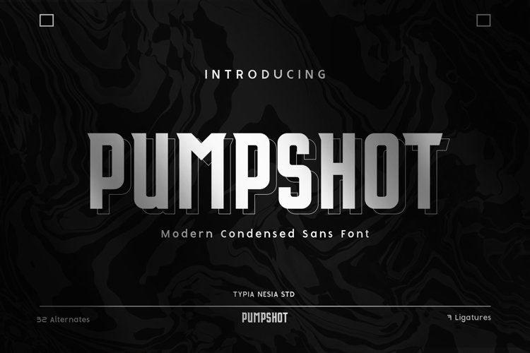 Pumpshot example image 1