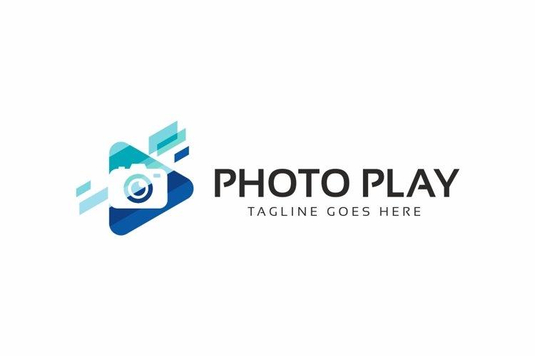 Photo Play Logo example image 1
