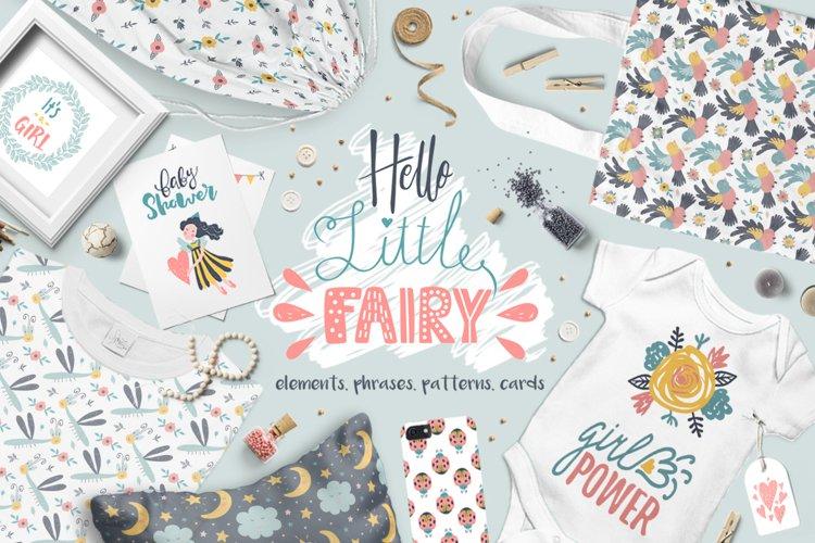Hello Little Fairy
