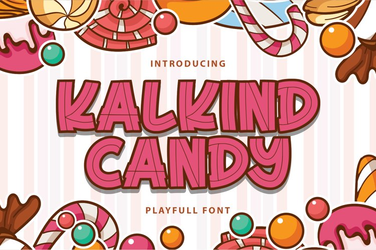 Kalkind Candy example image 1