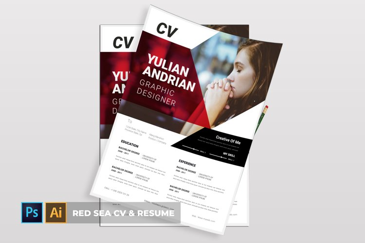 Red Sea | CV & Resume example image 1