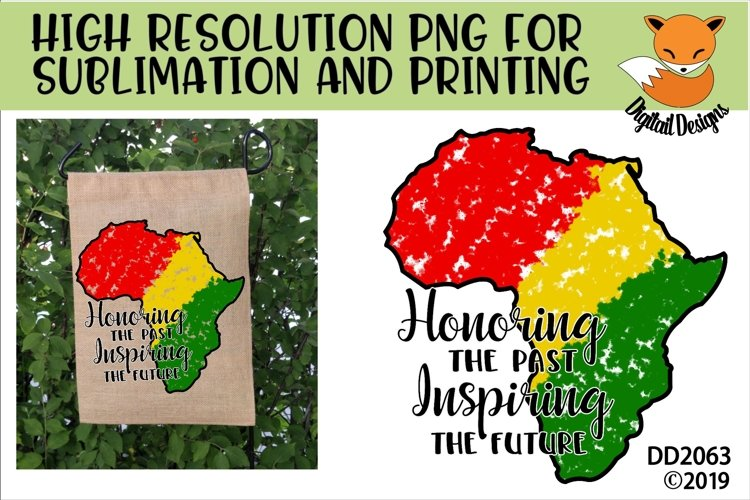 Black History Month African American History Sublimation example image 1