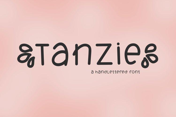 Tanzie example image 1