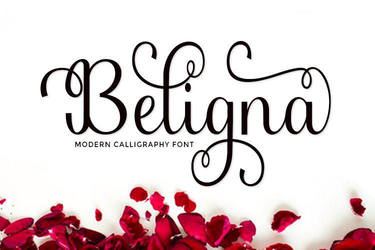 Beligna example image 1