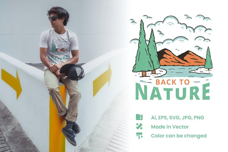 Nature - Back to nature
