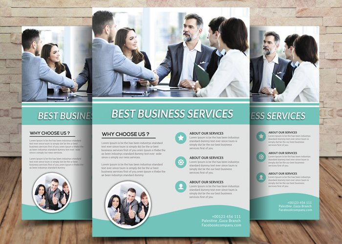 Best Business Flyer example image 1