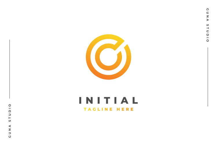 Initial C - Logo Template example image 1