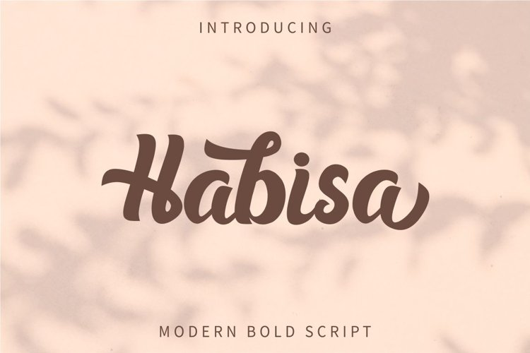 Habisa example image 1