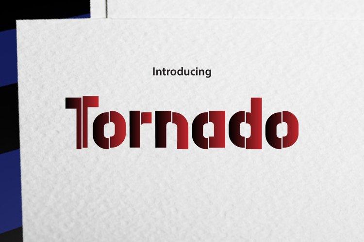 Tornado example image 1