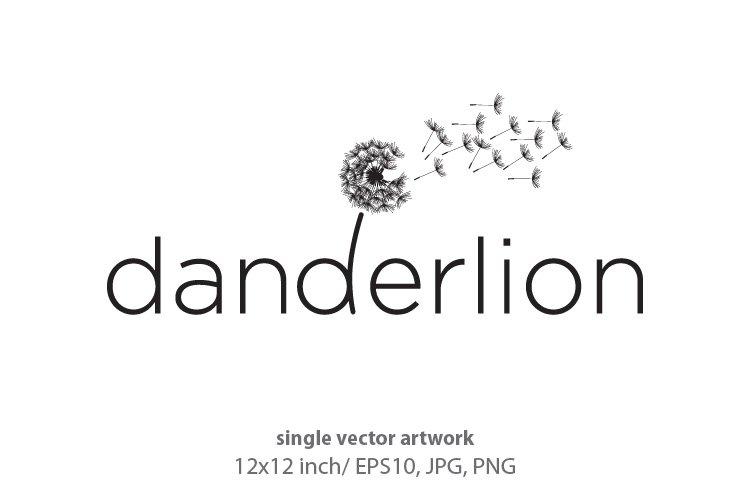 Dandelion, vector