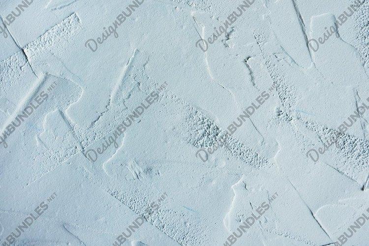 blue concrete texture background, vintage color tone example image 1