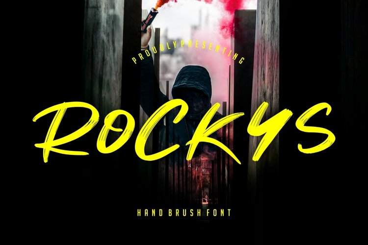 Rockys Handbrush example image 1