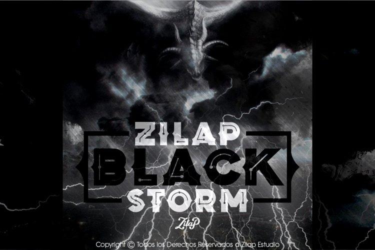 Zilap Black Storm example image 1