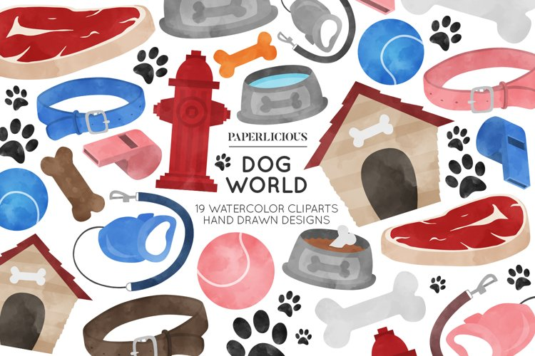 Dog Owner Cliparts example image 1