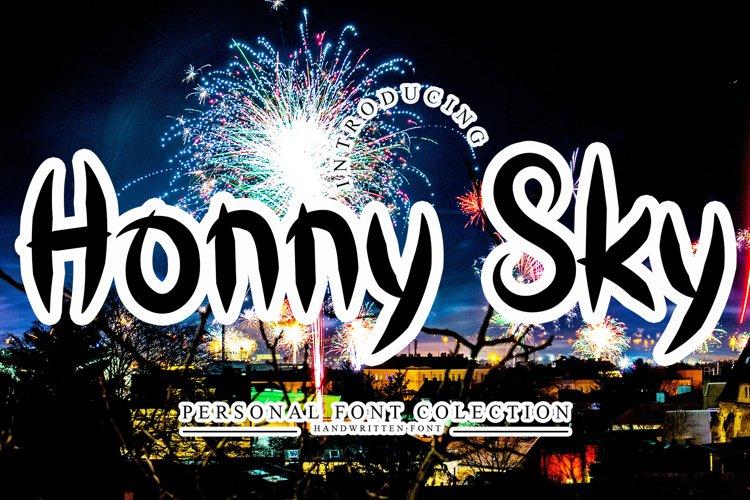 Honny Sky example image 1