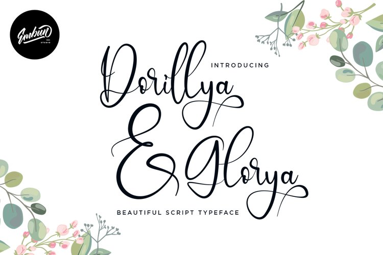 Dorillya & Glorya example image 1