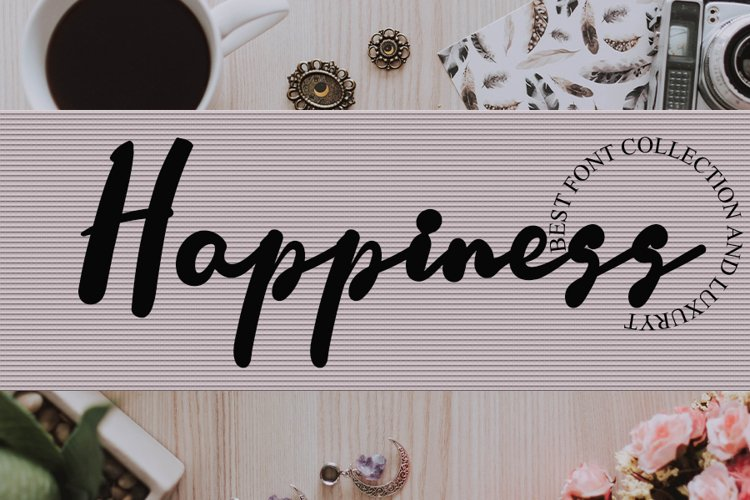 Happiness example image 1