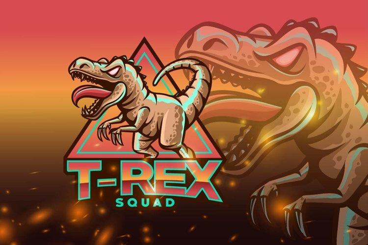 T-REX Esport Logo