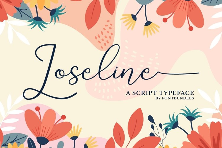 Web Font Loseline example image 1