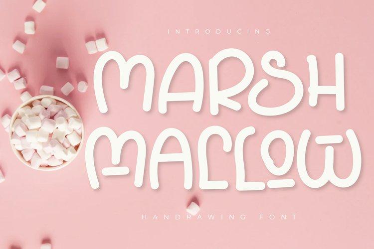 Marsh Mallow example image 1