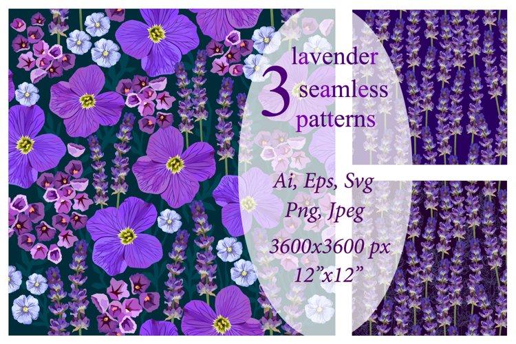 Tenderness of lavender