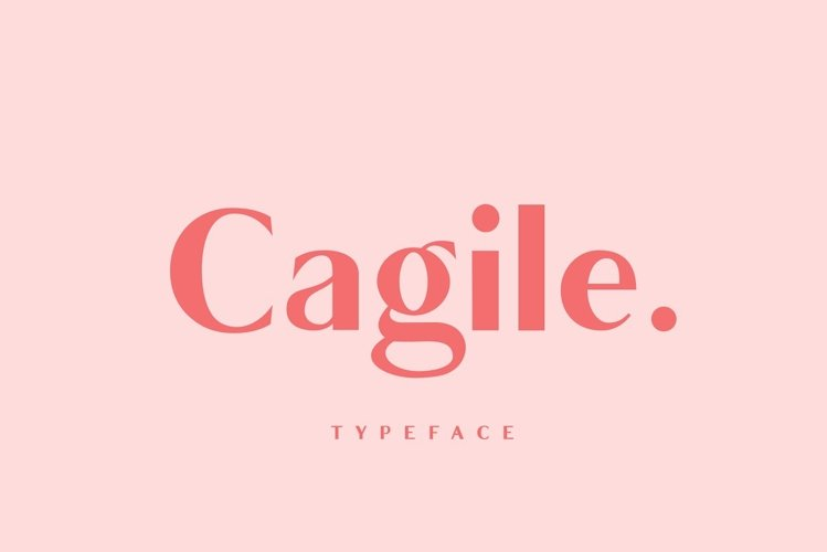 Cagile - 4 Styles example image 1