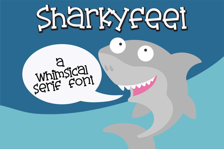 PN Sharkyfeet example image 1