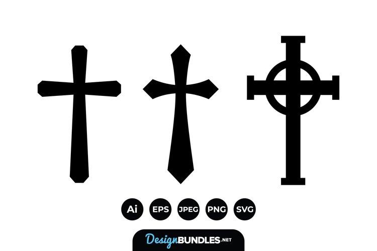 Cross Silhouettes