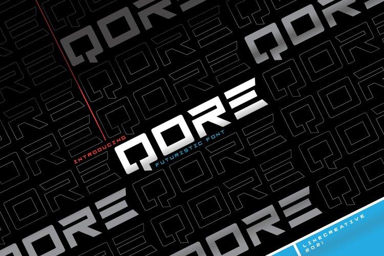 Qore example image 1