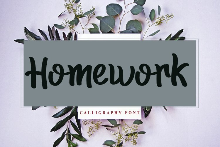 Homework example image 1
