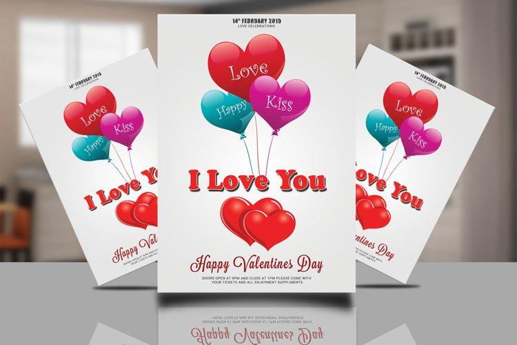 Valentine FlyerDesign example image 1