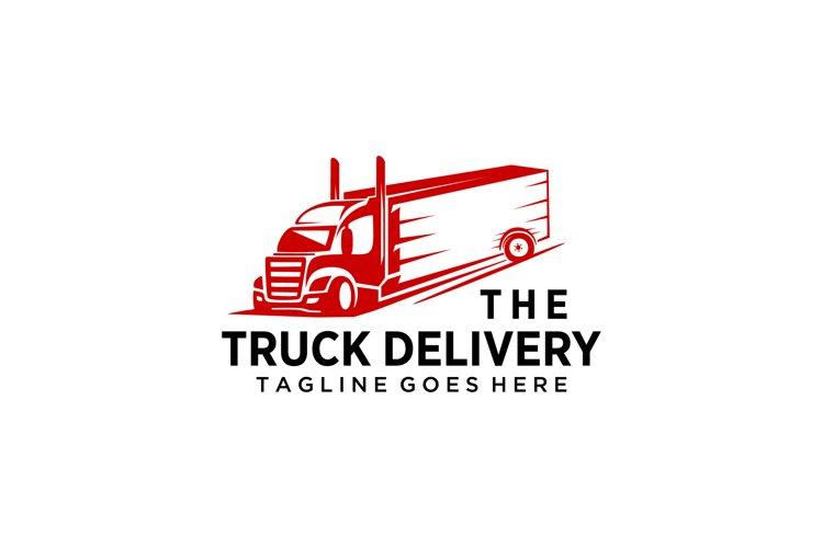 truck logo example image 1