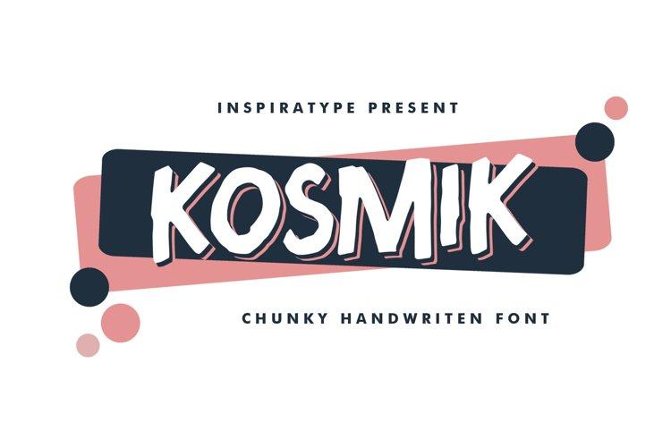 Kosmik example image 1