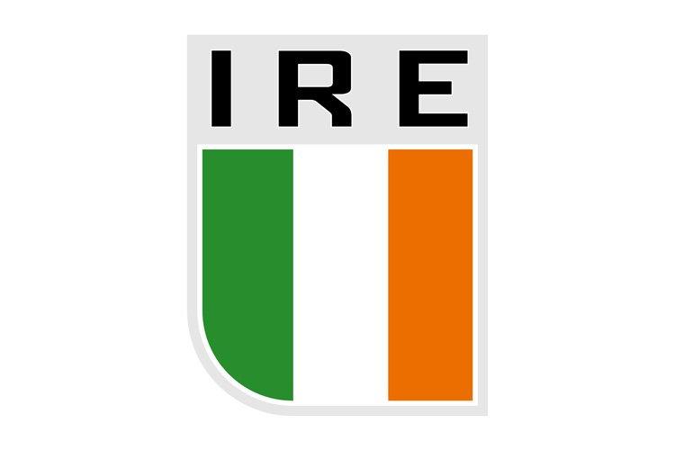 Flag of Ireland Icon example image 1