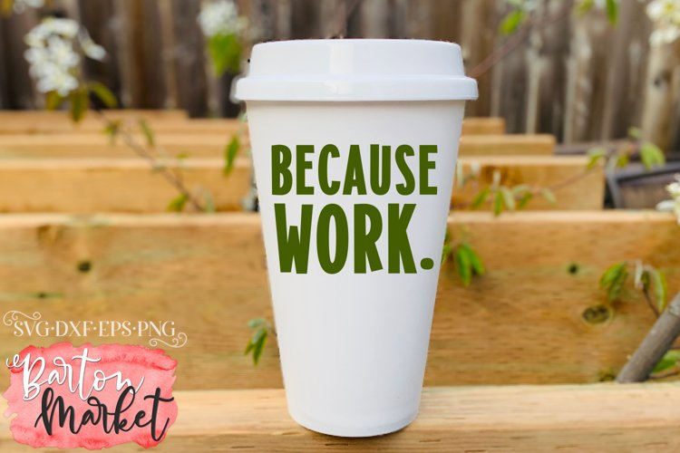 Because Work for Crafters