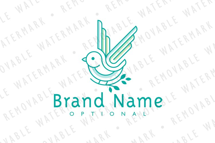Bird of Hope Logo