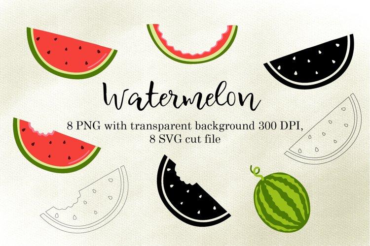 Watermelon Svg Files For Cricut And Png Files 765189 Cut Files Design Bundles