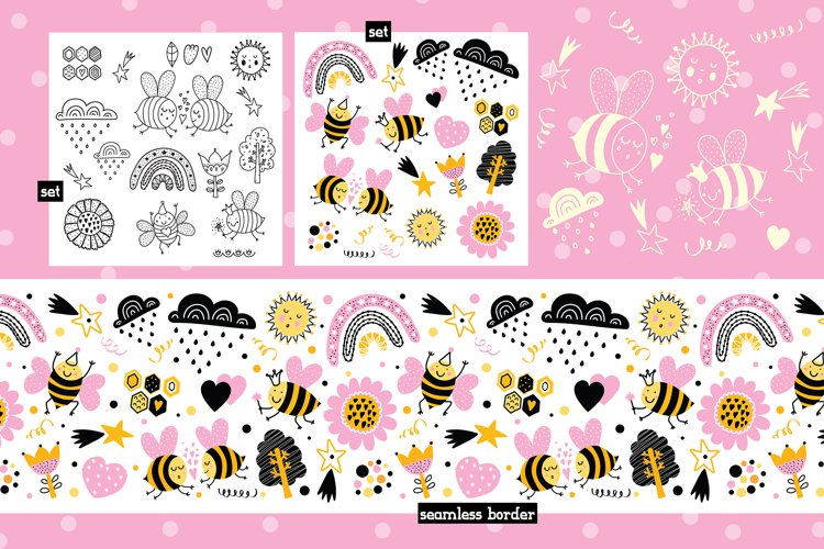 Love bees! example 4