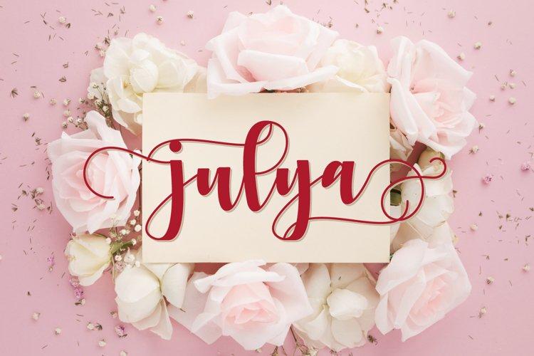Julya example image 1