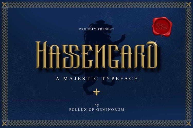 Hassengard example image 1