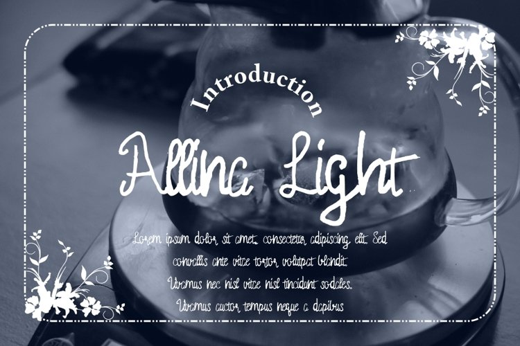 Allina Light example image 1