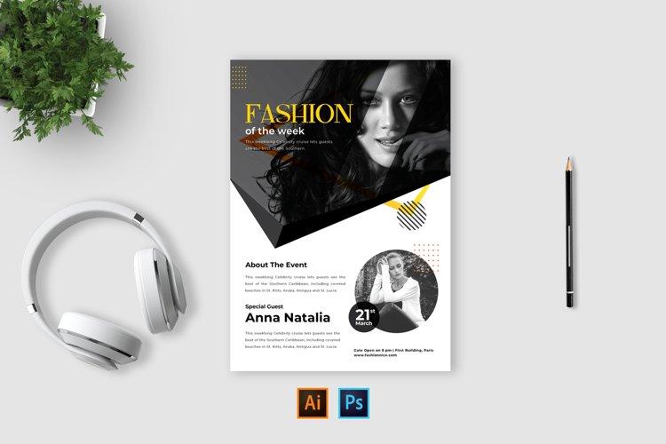 Fashion Flyer Vol. 1 example image 1