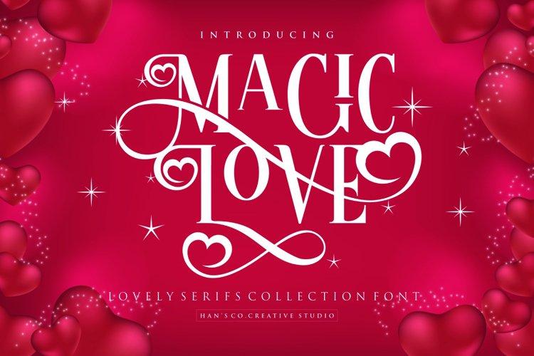 Magic Love example image 1