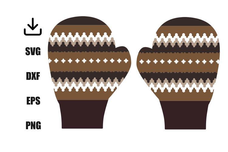 Gloves inspired by bernie senders mittens example image 1