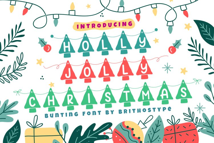 Holly Jolly Christmas example image 1